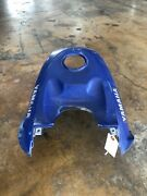 2014 Yamaha Grizzly 350 2x4 Gas Tank Cover Plastic 3