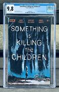 Something Is Killing The Children 1 Cgc 9.8, Cover A, 1st Print, Boom, Nm/mt