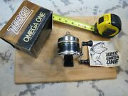 Zebco Omega One Fishing Reel Made In Usa Lot16816