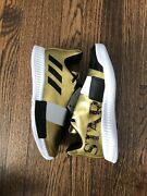 Adidas Harden Vol. 3 Imma Star Gold Size 6.5 Men's Ee9369 Nwt Free Shipping