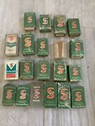 18 Boxes Of Singer Sewing Machine Needles Not All Full