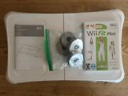 Wii Fit Plus With Balance Board Once Used Once Free Shipping