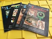 Huge Lot Of Vintage Craftaid Patterns, Make It With Leather Mags And More B5