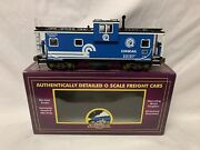 Mth Premier Conrail Philly Div Extended Vision Caboose 20-91301 Fo Diesel Engine