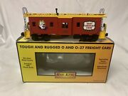 ✅mth Railking Great American Circus Caboose 30-7755 For Diesel Steam Engine