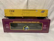 Mth Premier Chicago And Northwestern 60andrsquo Mail Express Usps Box Car 20-93098 Scale