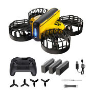 Holy Stone Mini Drone Hs450 Hand Operated Quadcopter Toys For Kids 3 Batteries