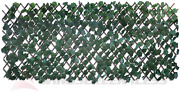 Artificial Leaf Faux Ivy Expandable Stretchable Privacy Fence Screen Single Side