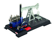 Wilesco D11 Steam Engine Kit With Oil Pump Model - New + Free Shipping