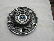 1965 Chevrolet Chevy Belair Impala Biscayne 14 Inch Hubcap Wheel Covers Vintage
