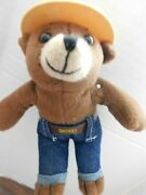 7 Inch Smokey The Bear Plush With Hat And Belt Free Shipping