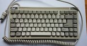 Carry Keyboard For Ibm Xt Clone Portable Computer - Very Small Size