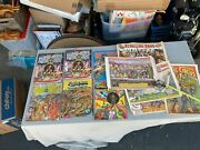 Vintage Ringling Bros. Barnum And Bailey Circus Program And Poster Collection