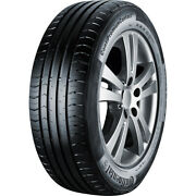 One New Continental Contipremiumcontact 5 275/50r19 112w Xl Performance Tire