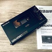Rare High-quality Maintenance Products Sony Wm-d6c Editorial Wm-d6 Improved