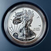 2013 American Eagle West Point 2 Coin Set Proof 99.9 Silver