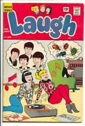 Laugh Comics 166 1965-beatles Cover-archie-betty-veronica-fashions-glossy Co...