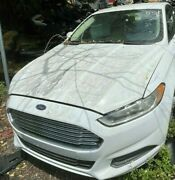 2013 -2016 Ford Fusion Hybrid Se Complete Front Clip No Shipping