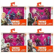 6 Figures Total Fortnite Battle Royale Collection Duo You Choose Toy Figures