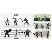 Characters Of Adventure Orcs Set A
