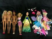 Barbie 2011 Glam Fashionista Nikki Swappinand039 Style Articulated Body Mulan Dolls