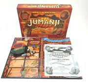 Original 1995 Jumanji Action Board Game Complete Vintage In Good Used Condition