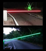Gatearms 15and039 Led Arm Kit W/ Leds On One Side And Controller Barrier Door Opener