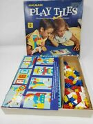 Halsam Play Tiles - Developed Imagination And Coordination No20 Playskool