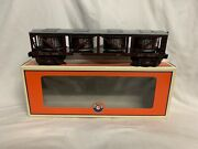 ✅lionel Hershey's Cocoa Tank Vat Car 6-26686 O Gauge Train Chocolate Candy