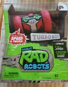Really Rad Robots Turbo Bots Remote Control With Voice Command