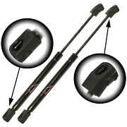 Qty 2 Fits Toyota 4runner 2010 To 21 Liftgate Lift Supports With Added Ladder