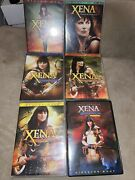 Xena Warrior Princess Seasons 1-6 And Finale Dvd Sets - Complete Series