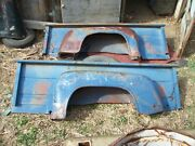 1961-65 Dodge Truckleft And Right Bed Sides