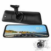 Auto-vox T9 Backup Camera For Truck9.35and039and039stream Media Full Touch Screen With Oem