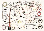 American Auto Wire 1960-64 Ford Galaxie Wiring Harness Kit 510591