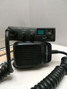 Realistic Trc-437 Cb 40 Channel Transceiver Catalog Number 21-1553 Excellent Con