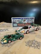 2009 Hess Truck Race Car And Racer Lights And Sounds Work