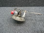 1h65-4 Piper Pa32-260 Airborne Fuel Selector Valve Assy W/ Rod