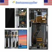 Oem For Samsung Galaxy Note10 Note10+ Lcd Display Touch Screen Digitizer Frame