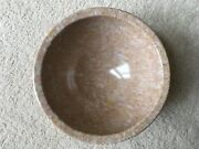 """Vintage Texasware Confetti Speckle 8"""" Bowl 111 Excellent Clean Inside And Out"""