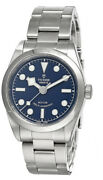 Tudor Black Bay 32mm Automatic Ss Blue Dial Womenand039s Watch M79580-0003