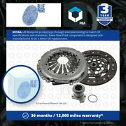 Clutch Kit 3pc Cover+plate+csc Fits Opel Combo 1.3d 2004 On Semi-auto 217mm