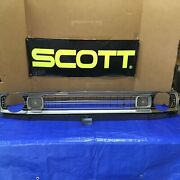 1972 Dodge Dart Oem Front Grill Been In Storage 25+ Years
