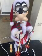 Disney Goofy 15869036 Christmas Used Once Been In Storage For 20 Years 1994 Year