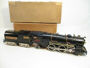 American Flyer 4695 Piper Loco 4693 Tender With Boxes X6213
