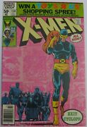 X-men 138 Oct 1980 Marvel Vfn Condition 8.0 Cyclops Leaves