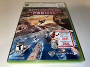 Battlestations Pacific Eb Games Exclusive Variant Xbox 360 Ntsc New Sealed