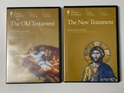 The Great Courses The Old And New Testament Dvd, 2001, 8-disc 48 Lectures