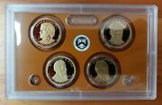 2011-s Us Mint Silver Proof Set, Complete 14 Coins, Box And Coa