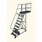 Ballymore Rolling Ladder Capacity 300 Lb Height 130 In. Steel